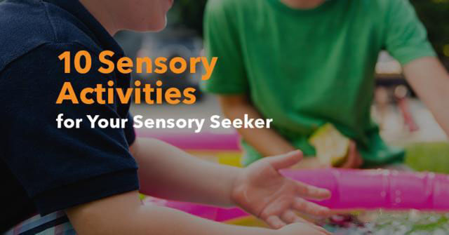 10 Mindful Activities to stimulate your child's Sensory Development