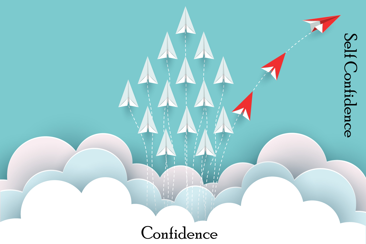 Confidence to Self Confidence – Building Trust