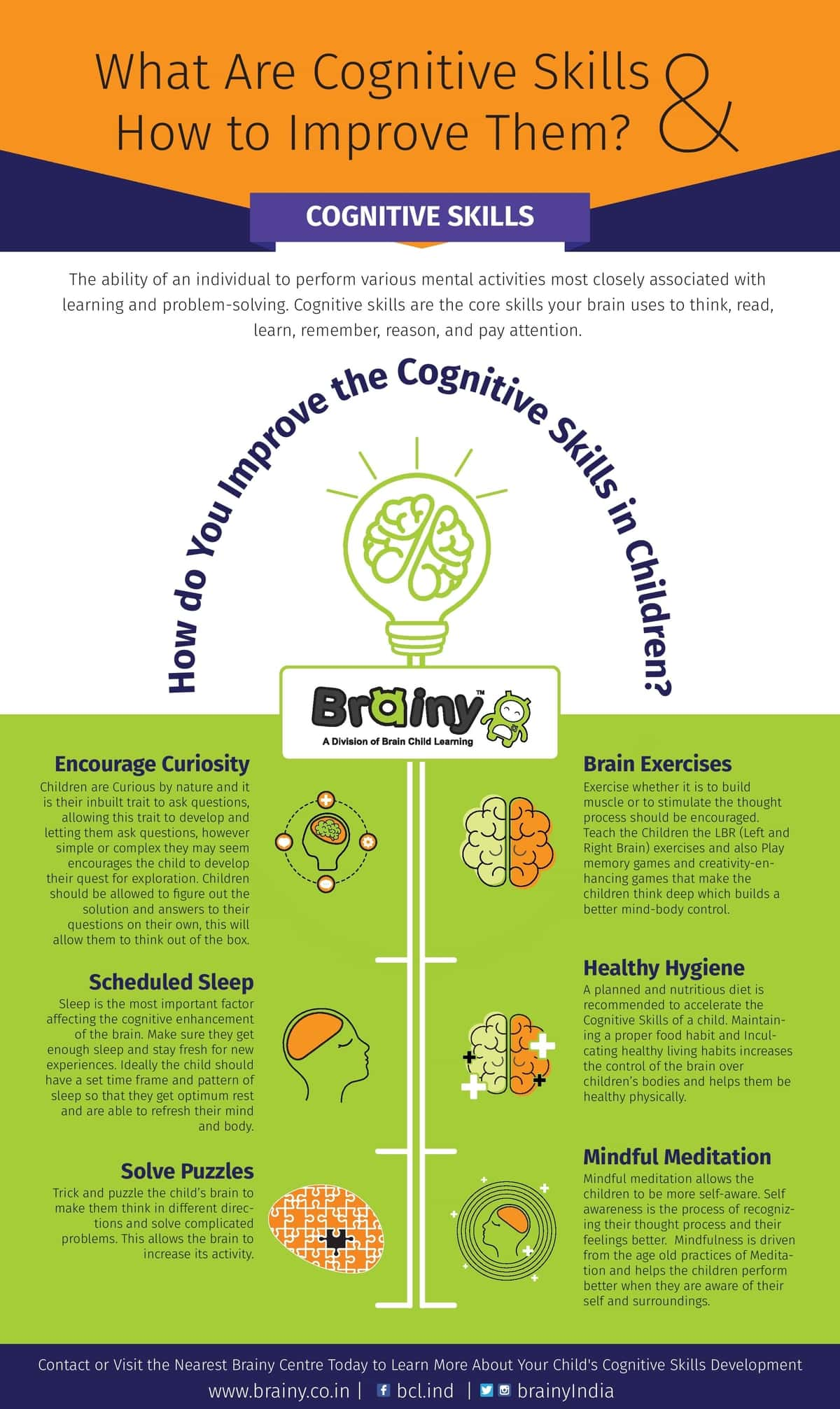 What Are Cognitive Skills & How to Improve a Child's Cognitive Skills?